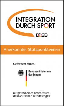 DOSB Stützpunktverein - Integration durch Sport